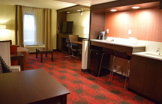 Suite BEST WESTERN STES NR OPRYLAND