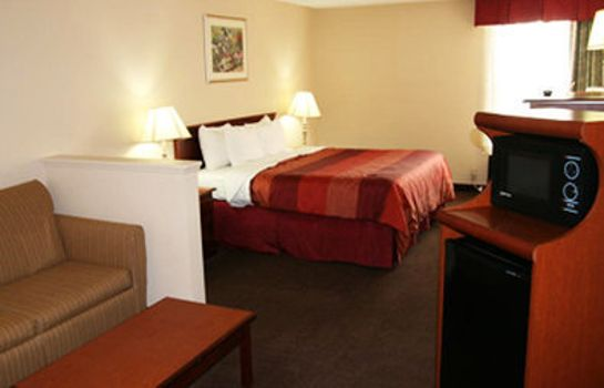 Zimmer BW PLUS BELLE MEADE INN SUITES