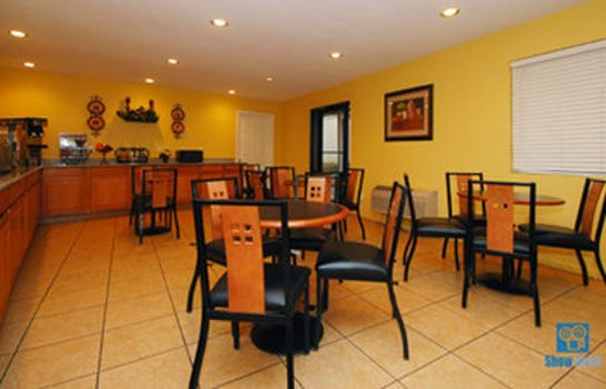 Restaurant Americas Best Value Inn Center