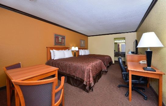 Standaardkamer Americas Best Value Inn Center