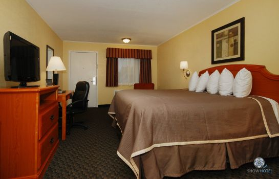 Zimmer Americas Best Value Inn Center