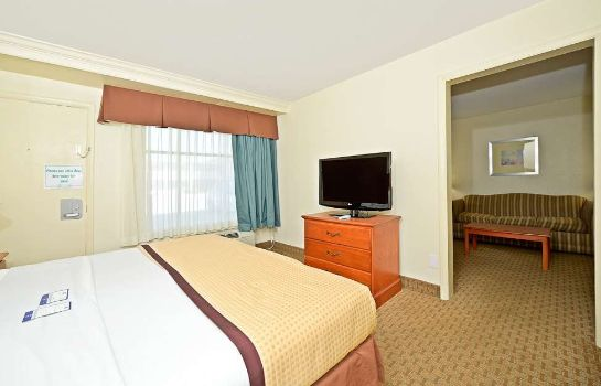 Suite BW PLUS HOLIDAY SANDS INN STS