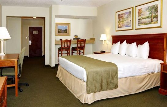 Chambre MAGNUSON HOTEL ON THE LAKE-CLARKSVILLE
