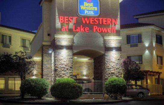 Außenansicht BEST WESTERN PLUS LAKE POWELL