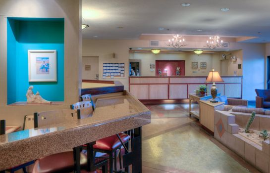 Hotelhalle BEST WESTERN PLUS LAKE POWELL