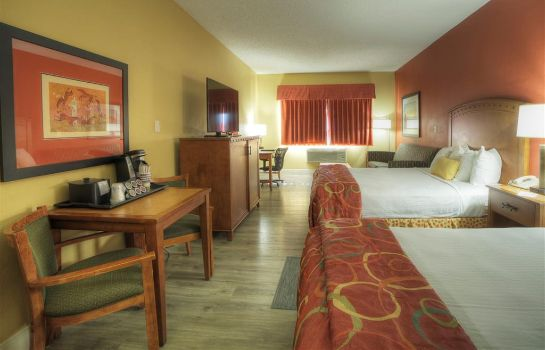 Chambre BEST WESTERN PLUS LAKE POWELL