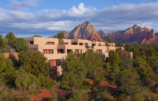 Vista exterior BEST WESTERN PLUS INN SEDONA