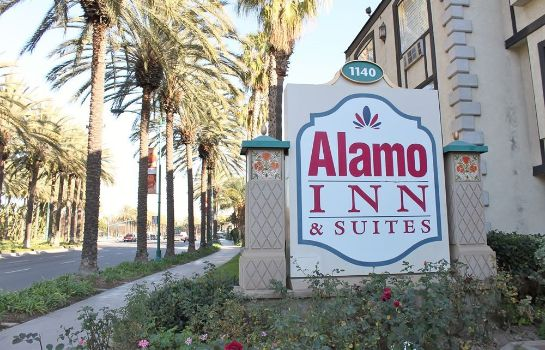 Exterior view Alamo Inn & Suites