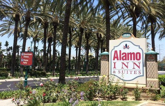Information Alamo Inn & Suites