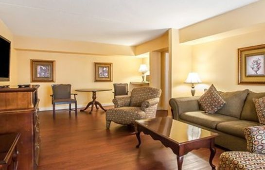 Suite Clarion Inn & Suites University Center