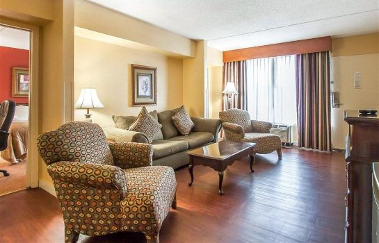 Suite Clarion Inn and Suites University Center