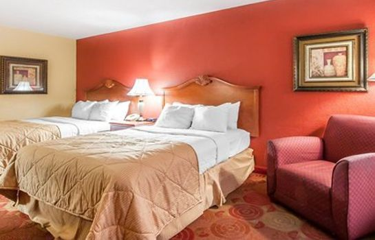 Chambre Clarion Inn & Suites University Center