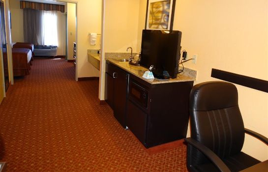 Suite BEST WESTERN PLUS CARLTON STES