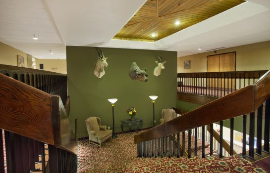 Hotelhalle BEST WESTERN GOLDEN LION HOTEL