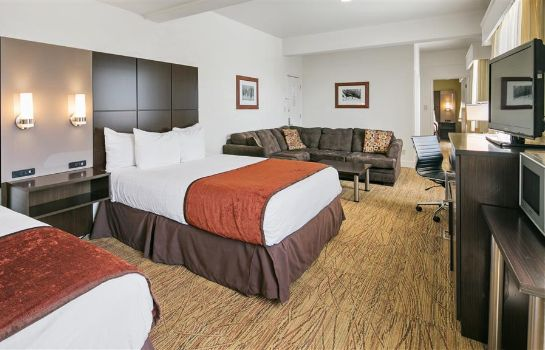 Suite Best Western Pony Soldier Inn & Suites