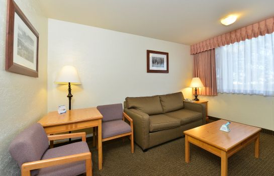 Suite BEST WESTERN  PONY SOLDIER INN