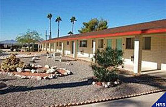 Vista exterior Knights Inn Lake Havasu City
