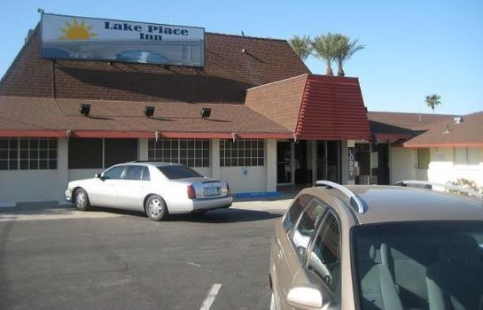 Buitenaanzicht Knights Inn Lake Havasu City