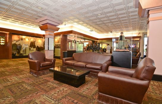 Hotelhalle Best Western Premier Grand Canyon Squire Inn