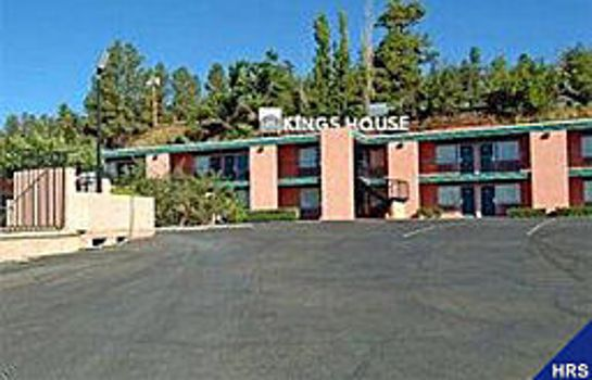 Vista exterior Kings House Hotel