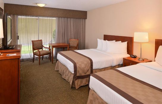 Chambre BEST WESTERN AIRPORT INN