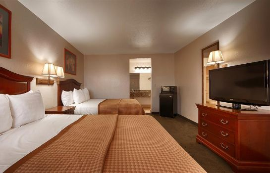 Zimmer Best Western Inn of Chandler
