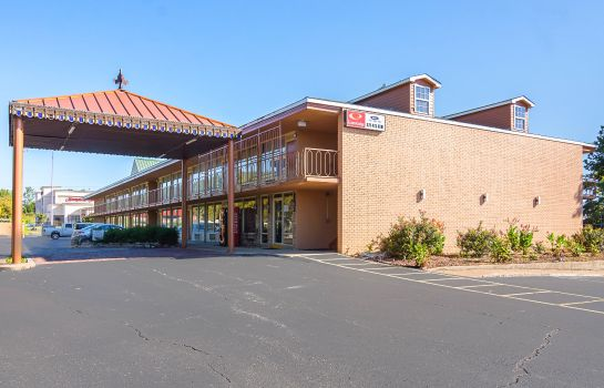 Exterior view Econo Lodge Mountain Home