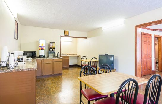 Restaurant Econo Lodge Mountain Home