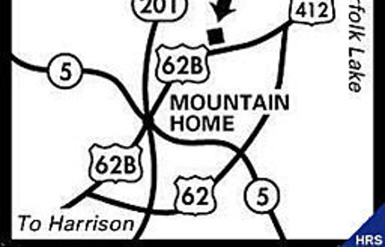 Info Econo Lodge Mountain Home
