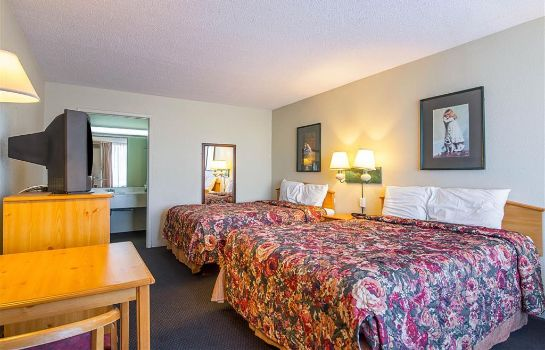 Chambre Econo Lodge Mountain Home