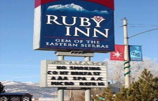 Exterior view RUBY INN
