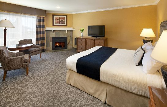 chambre standard Fireside Inn on Moonstone Beach