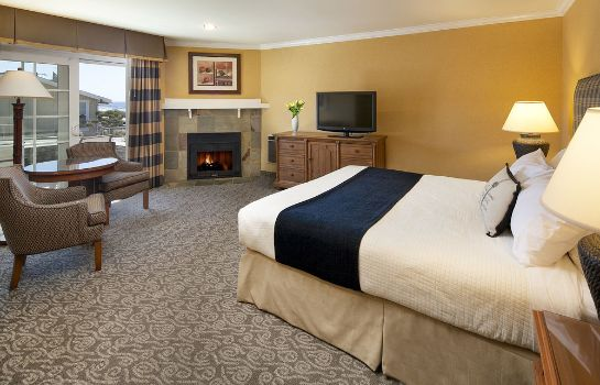 Single room (superior) Fireside Inn on Moonstone Beach