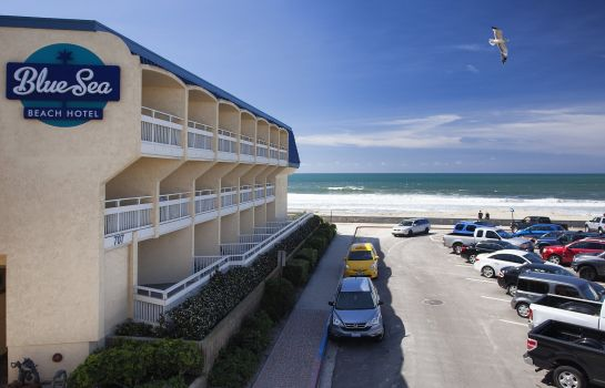 Exterior view Blue Sea Beach Hotel