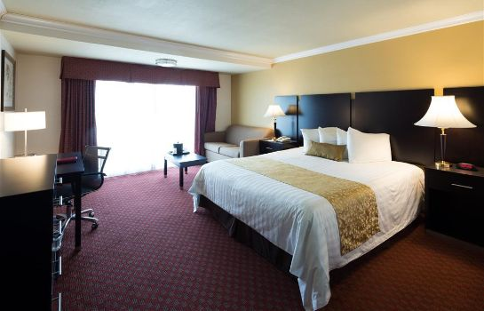 Zimmer BEST WESTERN PLUS SOUTH BAY