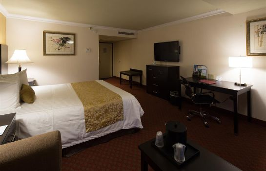 Chambre BEST WESTERN PLUS SOUTH BAY
