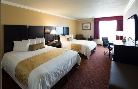 Chambre Best Western Plus South Bay Hotel
