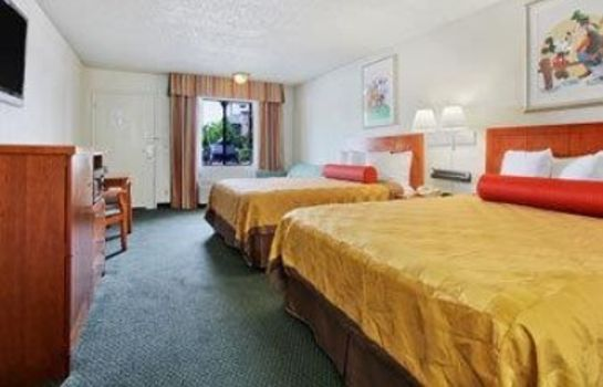 Zimmer TRAVELODGE ON DISNEYLAND DR