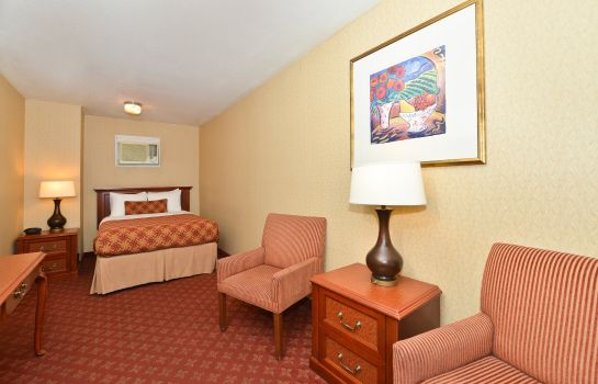 Suite BEST WESTERN PLUS ANAHEIM INN