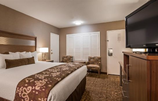 Chambre BEST WESTERN PLUS ANAHEIM INN