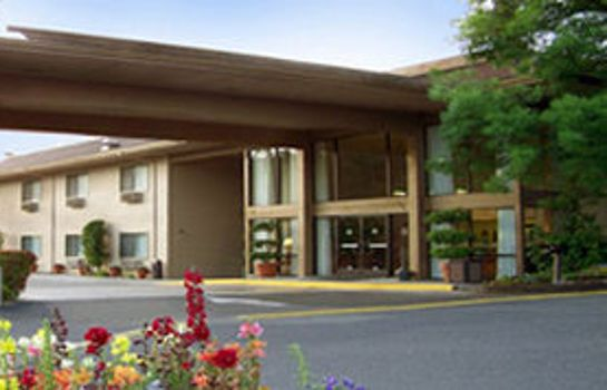Vista exterior Best Western Plus Sonora Oaks Hotel & Conference Center