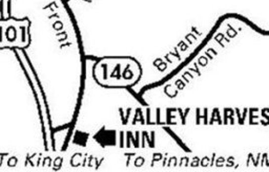 Info VALLEY HARVEST INN