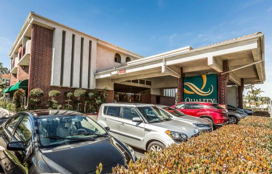 Außenansicht Quality Inn and Suites Irvine Spectrum