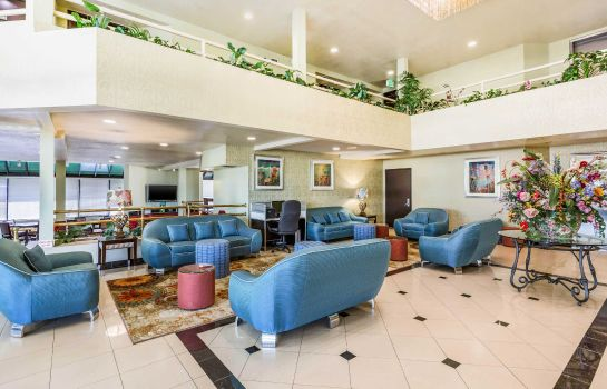 Hall de l'hôtel Quality Inn and Suites Irvine Spectrum