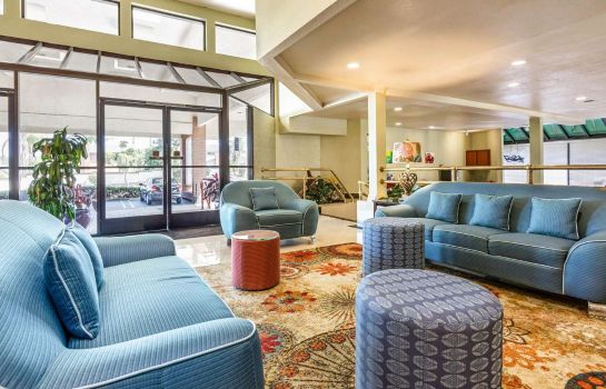 Hotelhalle Quality Inn and Suites Irvine Spectrum