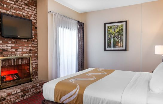 Suite Quality Inn and Suites Irvine Spectrum