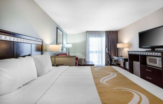 Suite Quality Inn & Suites Irvine Spectrum