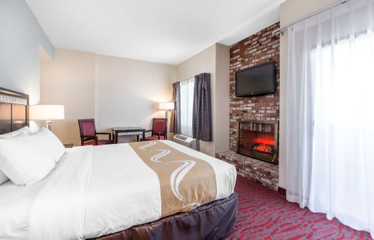 Zimmer Quality Inn & Suites Irvine Spectrum