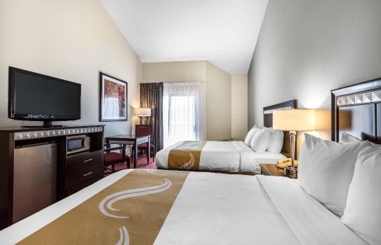 Chambre Quality Inn and Suites Irvine Spectrum