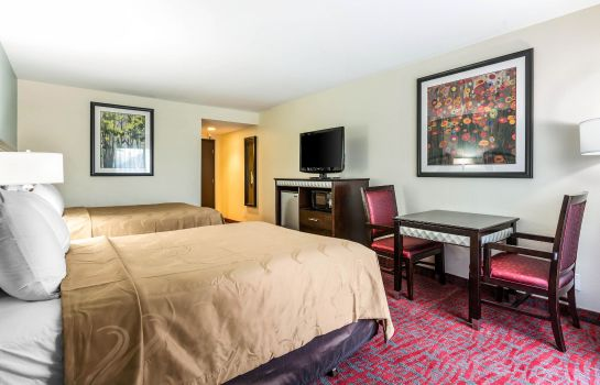 Zimmer Quality Inn and Suites Irvine Spectrum